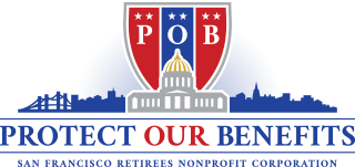 Protect Our Benefits Logo